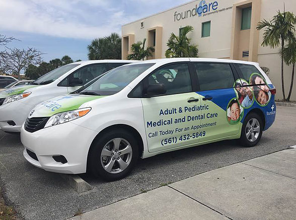 FoundCare offers  rides