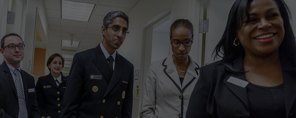 US Surgeon General tours FoundCare in West Palm Beach