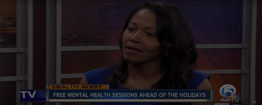 FoundCare's Director of Behavioral Health, apears on NBC