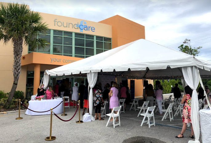 Grand Opening Celebration Held for New Breast Screening Center in West Palm Beach
